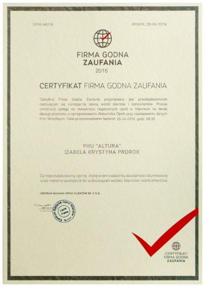 certyfikat_altura